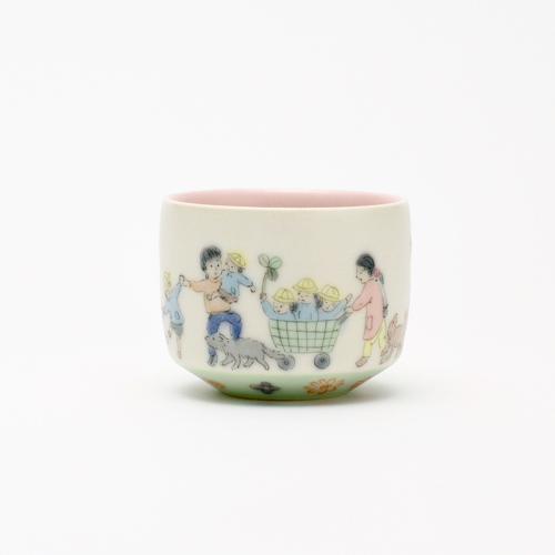 スナ・フジタの「のびのび・いきもの陶器展」 Shoka: 企画展