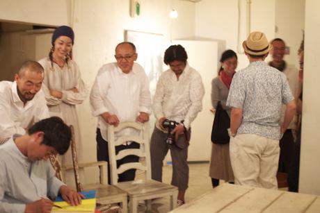 トークイベント calend-okinawa