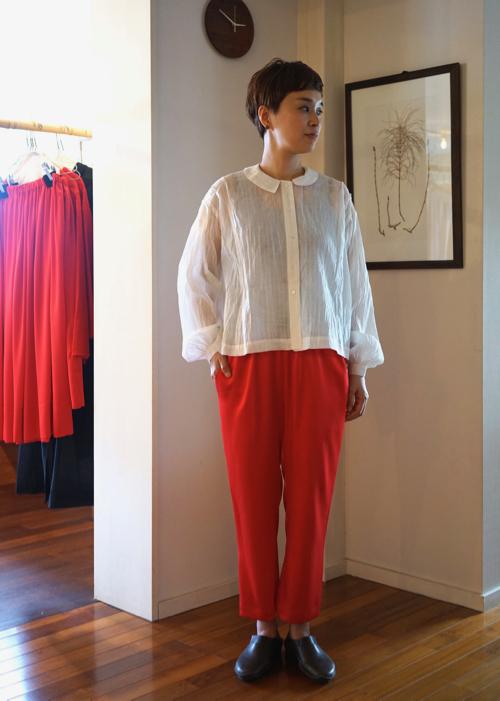 humoresque A-line blouse 通販 Shoka:
