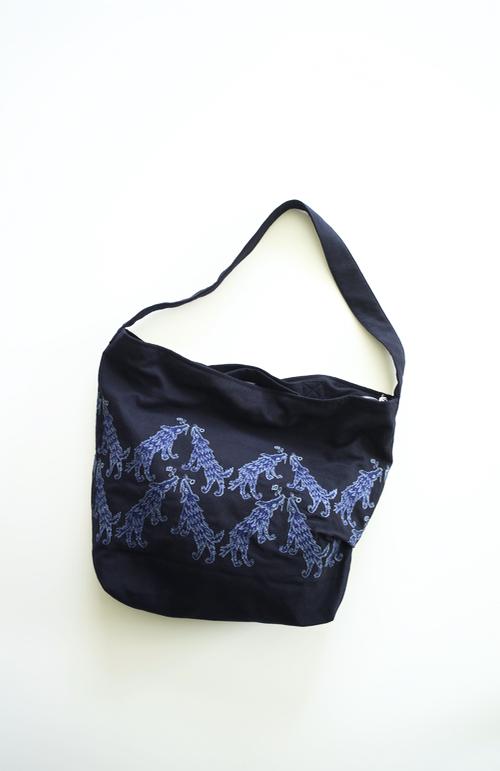 ミナ ペルホネン wolf&flower bag 通販 Shoka: