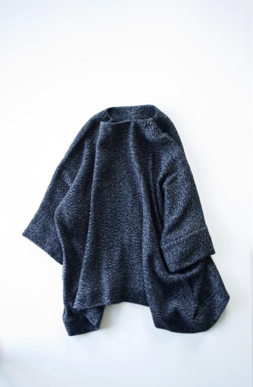 ARTS&SCIENCE 通販 Shoka: poncho tunic