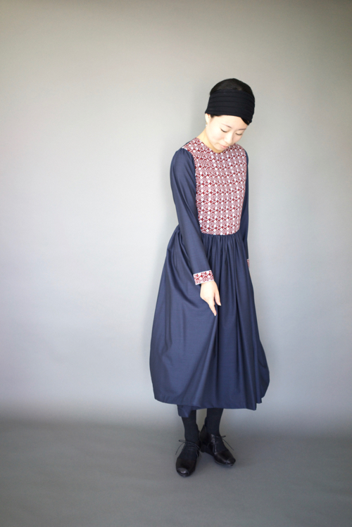 humoresque rose knit dress 通販 Shoka: