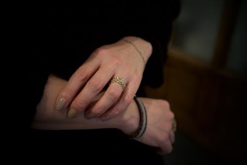 noguchi Shoka: ring