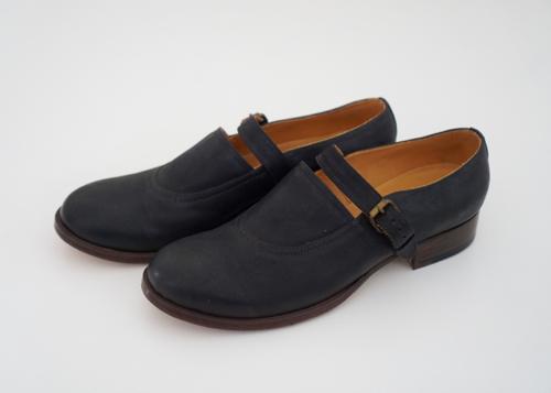 forme  Strapped loafer single brogue Shoka: 通販