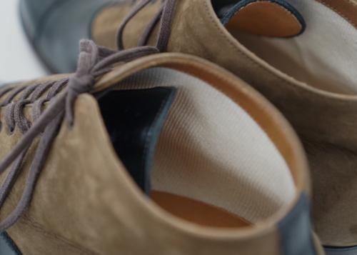 forme  Balmoral ancle boots straight tip Shoka: 通販