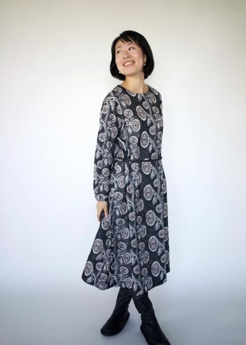 giardino dress cotton ミナ ペルホネン 通販 Shoka: