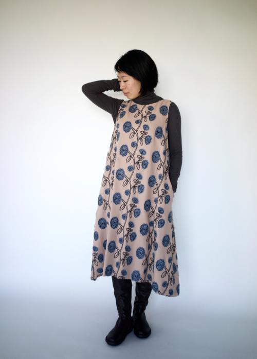 ミナ ペルホネン giardino dress 通販 Shoka:
