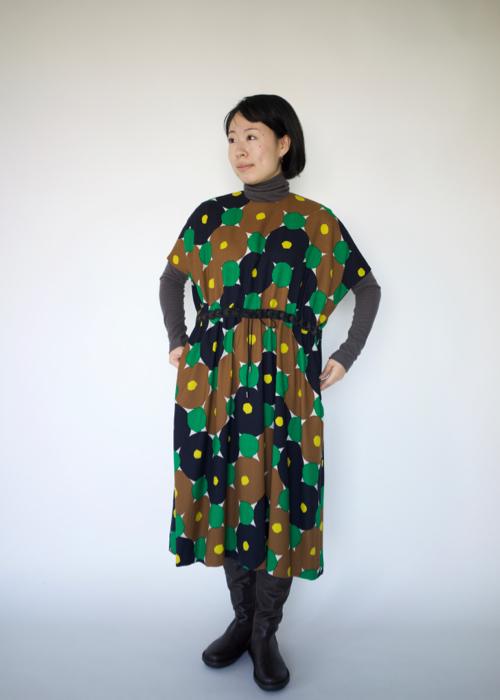 ミナ ペルホネン forest ring dress 通販 Shoka: