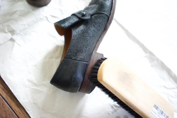 forme 靴 お手入れ