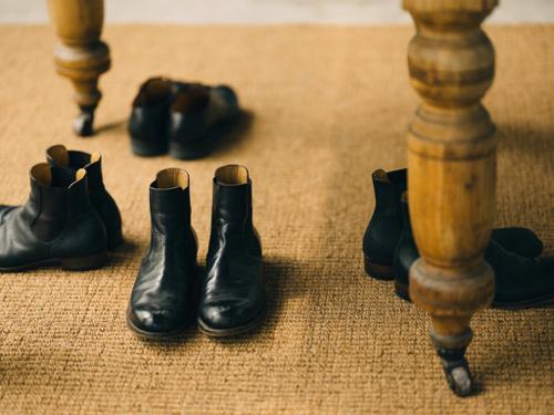 forme Shoka: 靴 ドレスシューズ 展示会