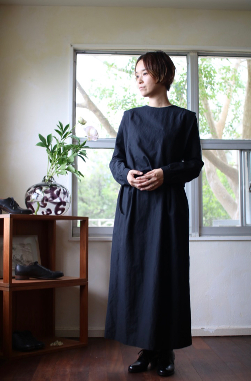 humoresque drape one piece Shoka: 通販