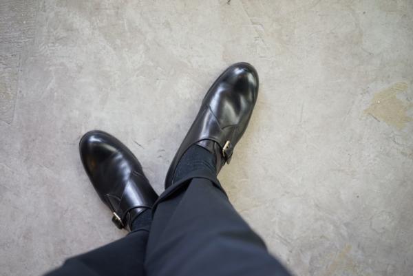 forme Shoka: 靴