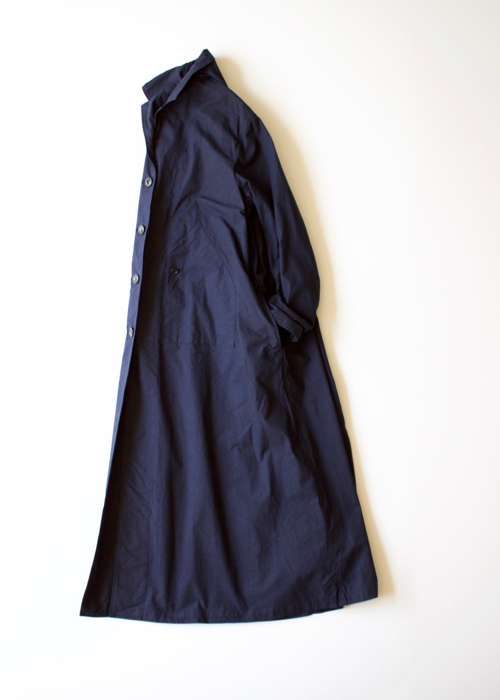 ARTS&SCIENCE Trapeze work coat