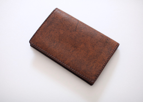 ARTS&SCIENCE Two pocket card case Shoka: 通販