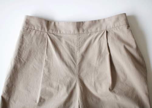 ARTS&SCIENCE Wide straight pants Shoka: 通販