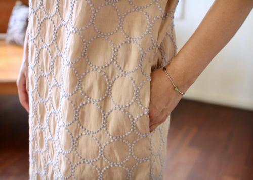 tambourine ドレス