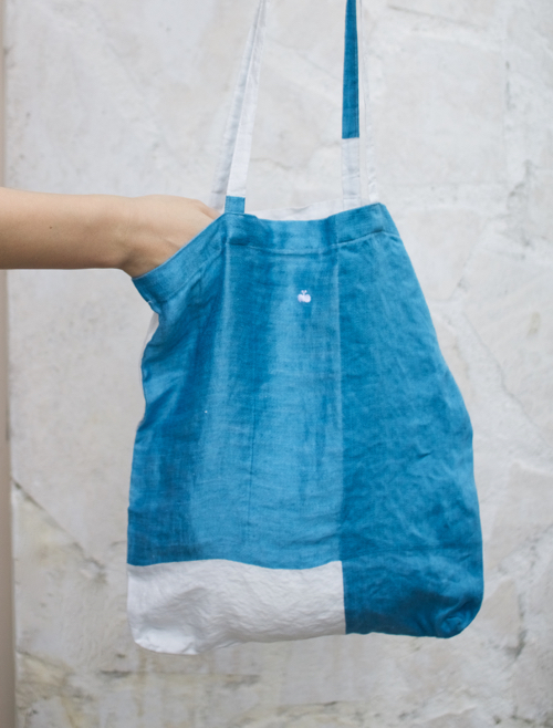 ミナ ペルホネン  marche bag