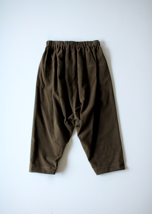 ARTS&SCIENCE String gather yoke pants Shoka: 通販