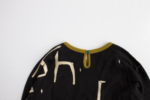 ミナ ペルホネン  giraffe 子供服  ワンピース