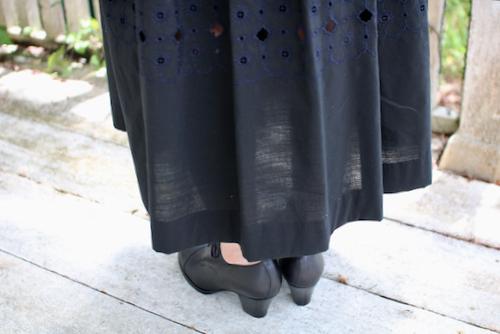 ミナ ペルホネン anemone コートドレス   通販 coat dress mina perhonen セレモニー  通販