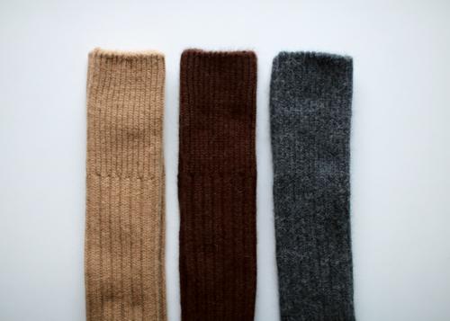 ARTS&SCIENCE Rib thick socks Shoka: 通販