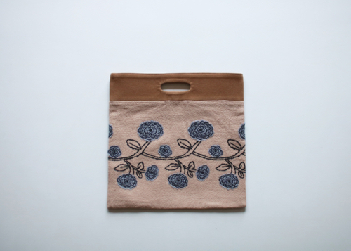 ミナ ペルホネン flag bag - giardino -  Shoka: 通販