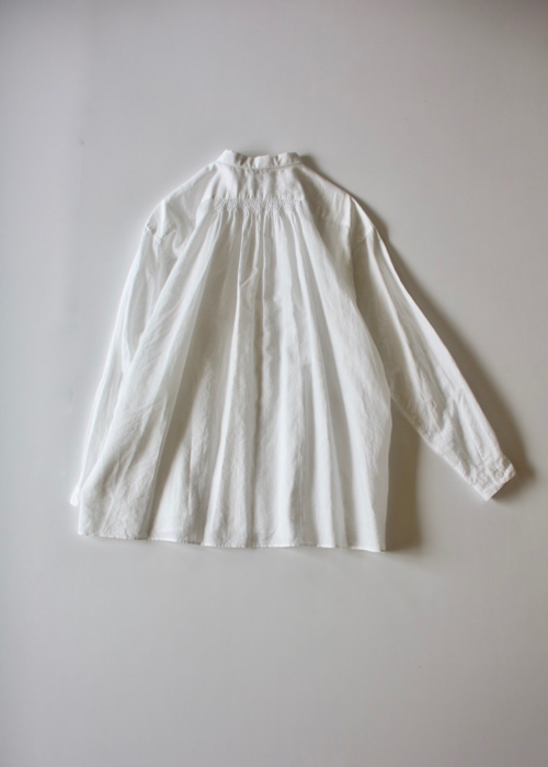 ARTS&SCIENCE Smocking gather shirt Shoka: 通販