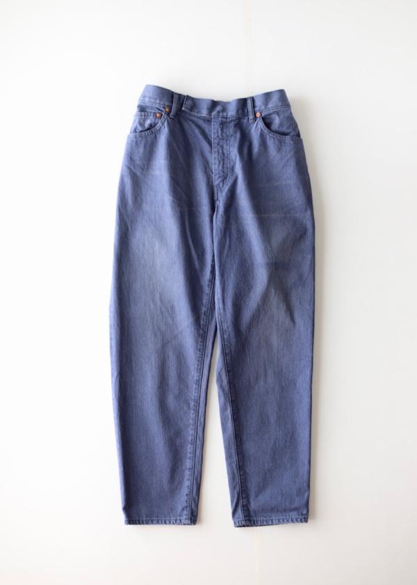 Back gum 5 pocket pants