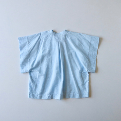 ARTS&SCIENCE   Back tuck stitch sleeve shirt アーツ  通販 トップス