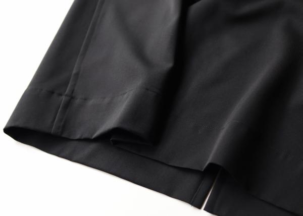 Back slit slip on dress