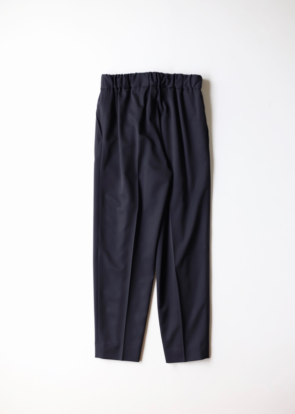 Drawstring bulky pants2