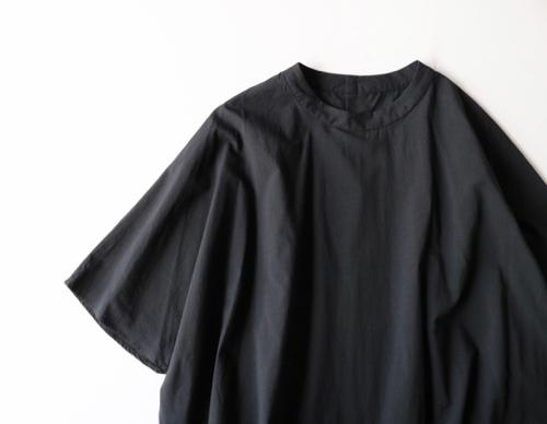 ARTS&SCIENCE  Back open boxy blouse no sleeve 通販 アーツ