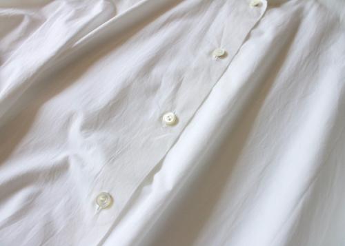ARTS&SCIENCE Big slipon shirt DR 通販 Shoka: