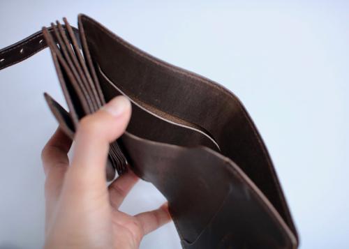 jabara short wallet