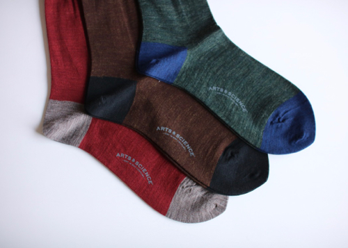 combi color socks