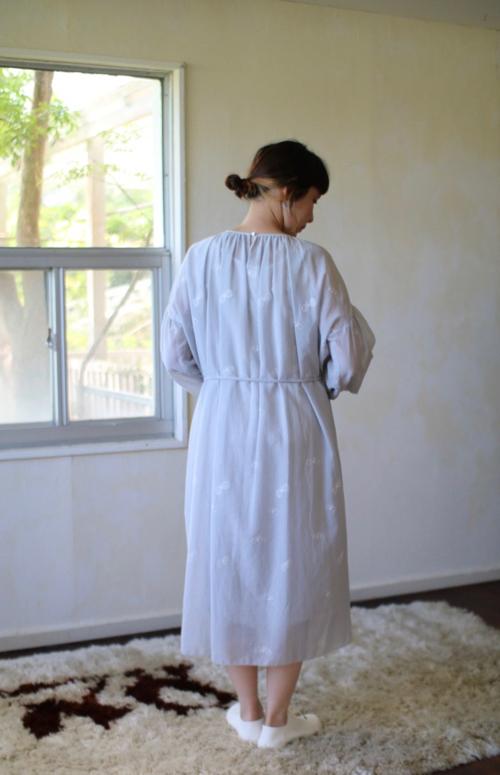 ミナ ペルホネン chouchoドレス