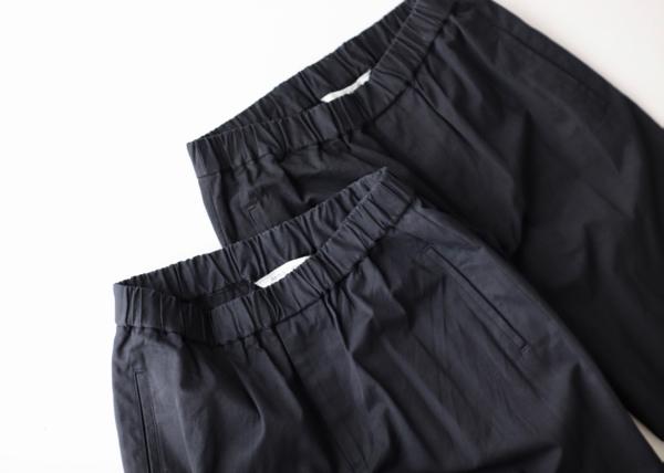 Men's easy pants -2color-