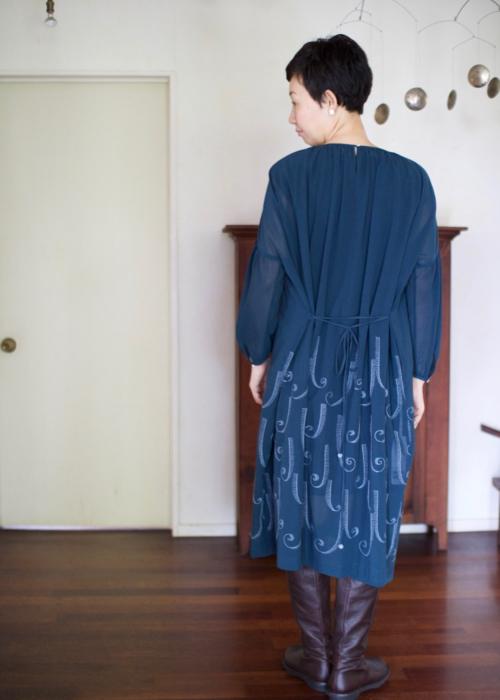 ミナ ペルホネン coda ドレス