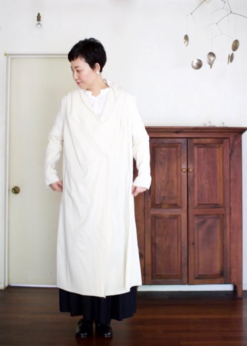 humoresque hood coat