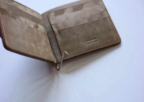 ARTS&SCIENCE  Money clip wallet Shoka: 通販