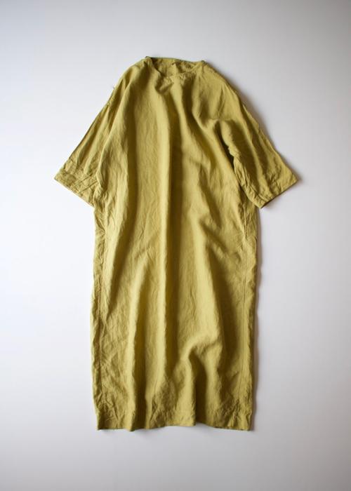 ARTS&SCIENCE Shoulder botton dress Shoka: 通販