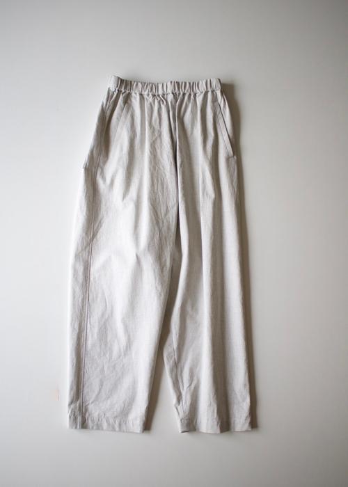 ARTS&SCIENCE Easy flat pants - vintage gray -