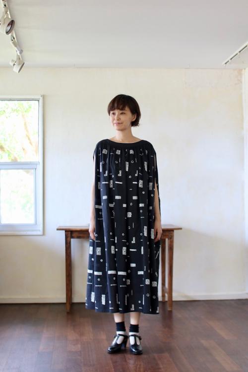 ミナ ペルホネン  piece ドレス - black - 通販 mina perhonen dress セレモニー 上品
