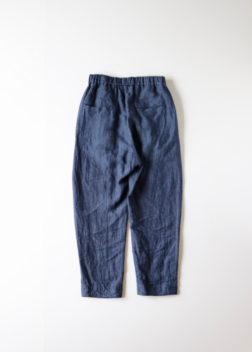 Men's easy pant blue gray