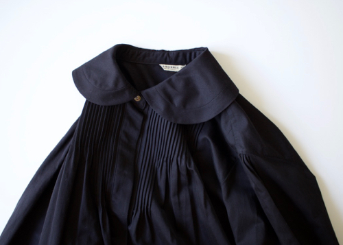ARTS&SCIENCE Pintuck victorian blouse