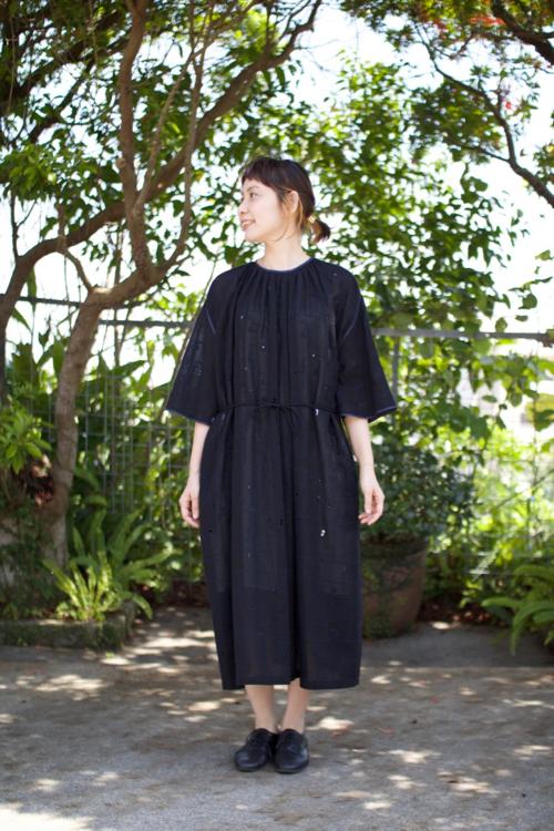 ミナ ペルホネン garden patchwork ドレス