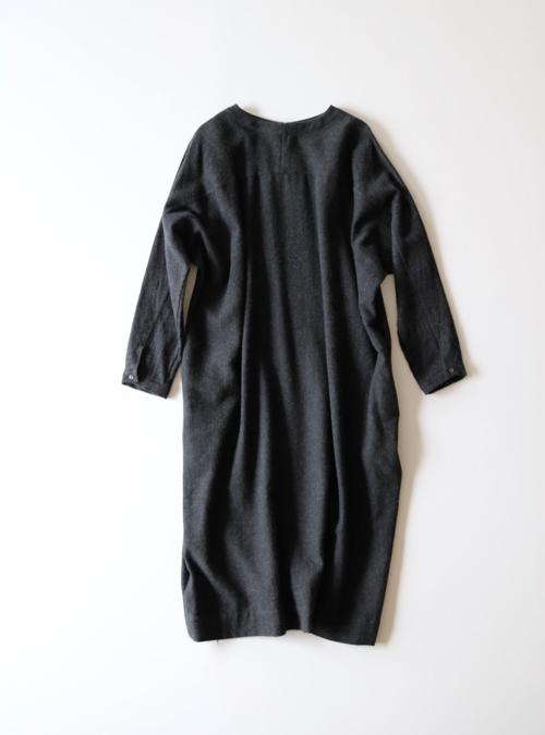 ARTS&SCIENCE  アーツ&サイエンス 通販 flat dress long sleeve