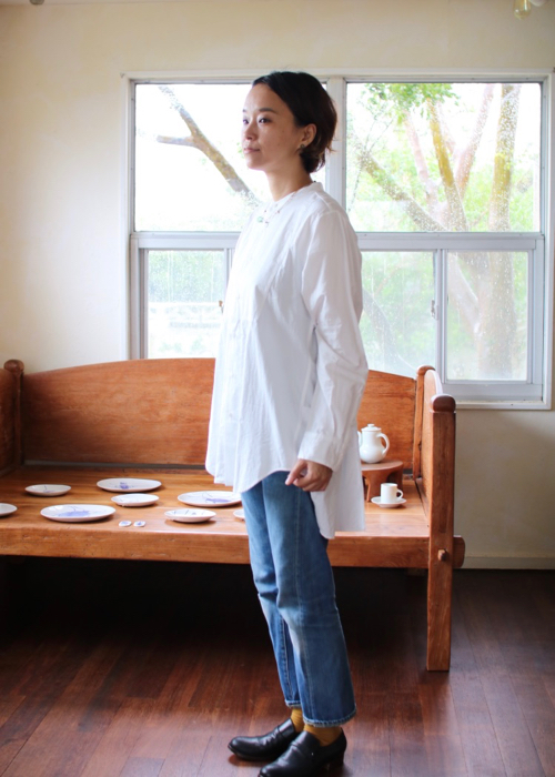TOUJOURS Frock shirt Shoka: 通販