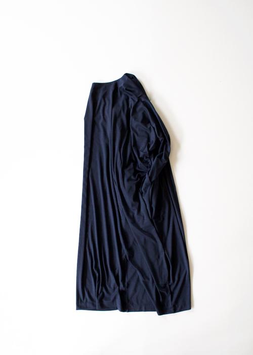 ARTS&SCIENCE Boat neck long dress