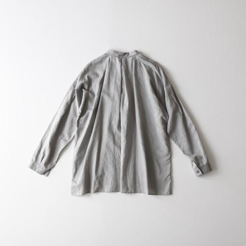 ARTS&SCIENCE   Men's tuck shirt アーツ 通販 トップス シャツ